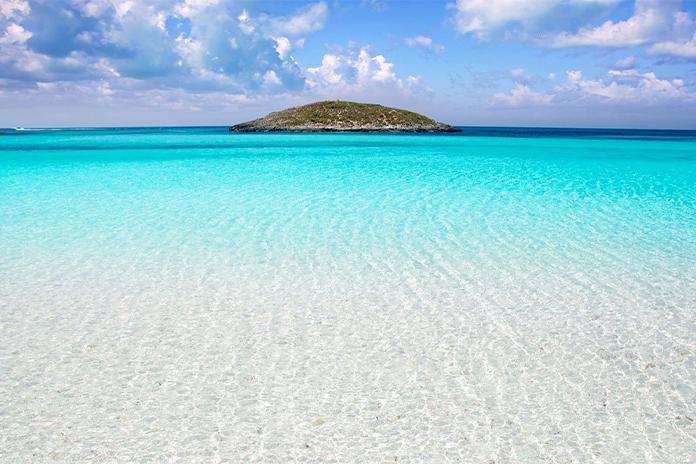 Plaja Playa de Ses Illetes din Formentera - una dintre cele mai frumoase plaje din Europa