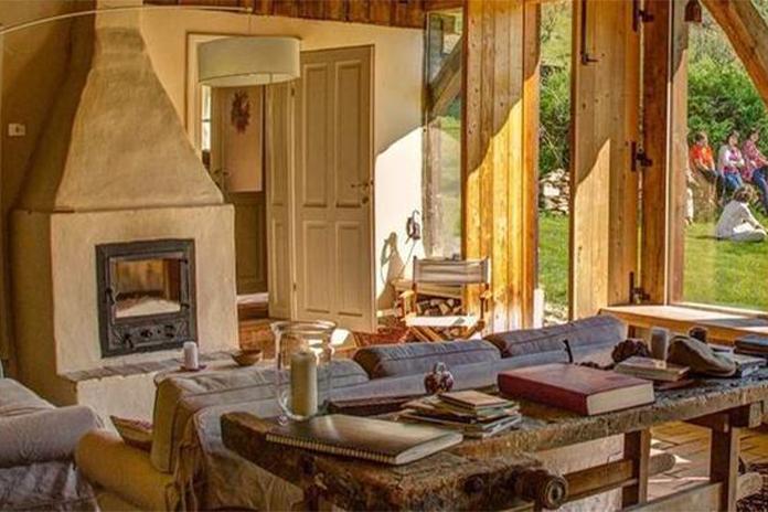 Copsamare Guesthouses, design camere - hoteluri de lux din România