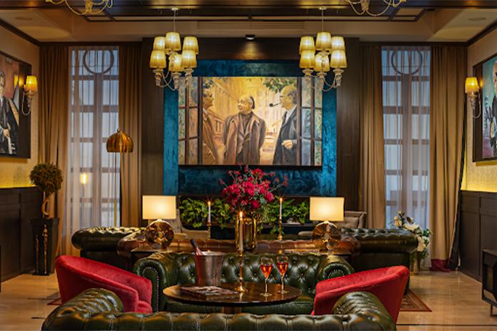 Epoque Hotel Relais & Chateaux, design camere - hoteluri de lux din România
