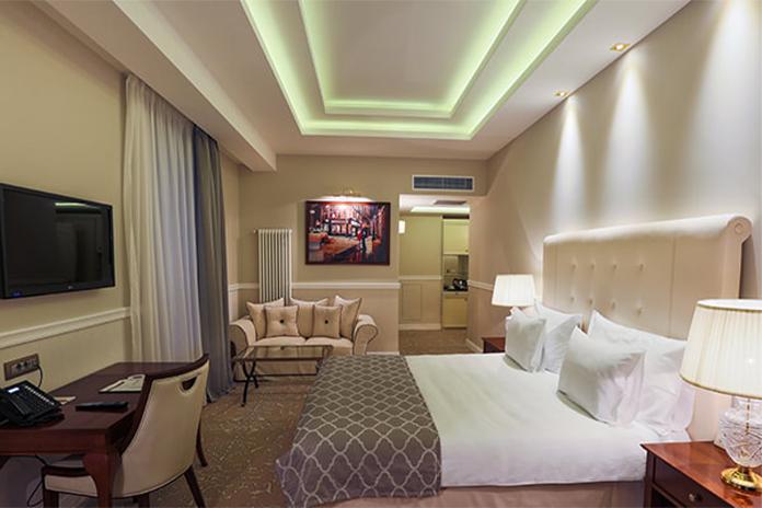 Hotel Internațional Iași, design camere - hoteluri de lux din România