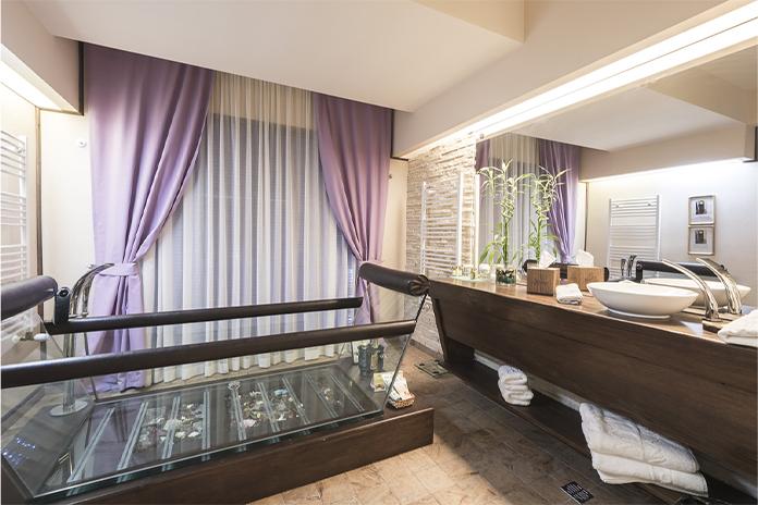 Ioana Hotels, design camere - hoteluri de lux din România