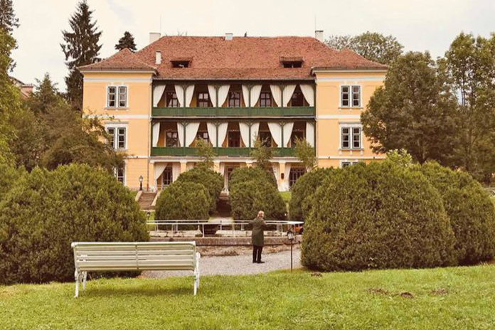 Zabola Estate, fațadă - hoteluri de lux din România