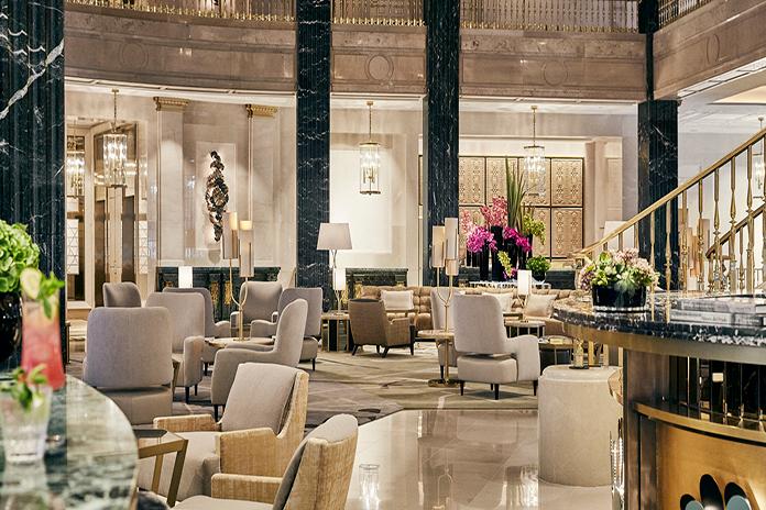 Hotelul Four Seasons din Madrid - Hoteluri din Europa